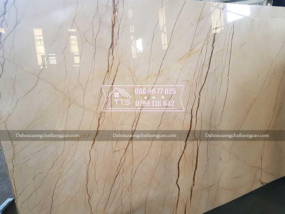 Đá marble vàng Sofita
